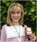 Ashleigh – Big Improvement In Her Maths